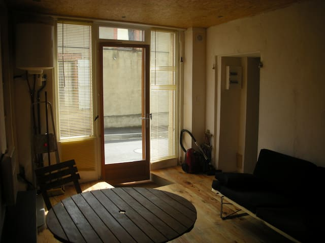 T1 bis Toulouse Guilheméry - Toulouse - Apartment