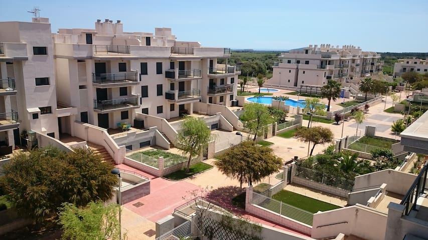 Apartamento en urbanización Golf - Sant Jordi - Apartamento