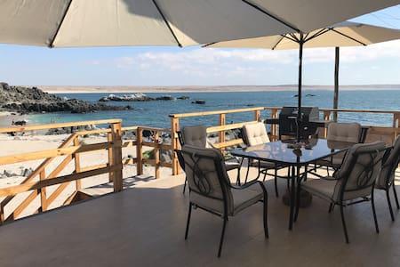 Cómoda casa frente al mar en Bahía Inglesa