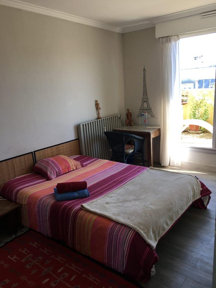 Chambres d'hôtes Paris Villette