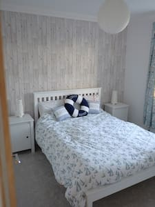 Lovely double room with private bathroom - Weymouth