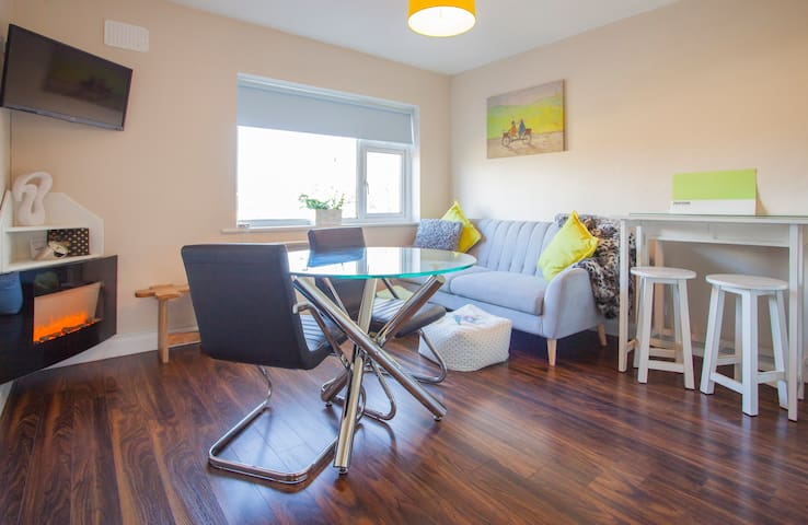 Lovely 1BD Apt.in Galway City - 戈爾韋