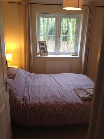 Cosy double room in Hamble - Hamble-le-Rice - Leilighet