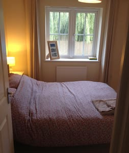 Cosy double room in Hamble - Hamble-le-Rice - Pis
