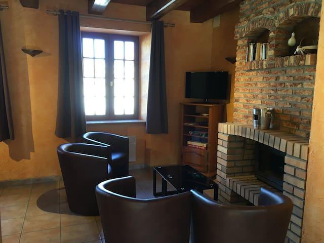 """""""La Fermette"""" - Cap Blanc Nez 3 - Escalles - Apartamento"""