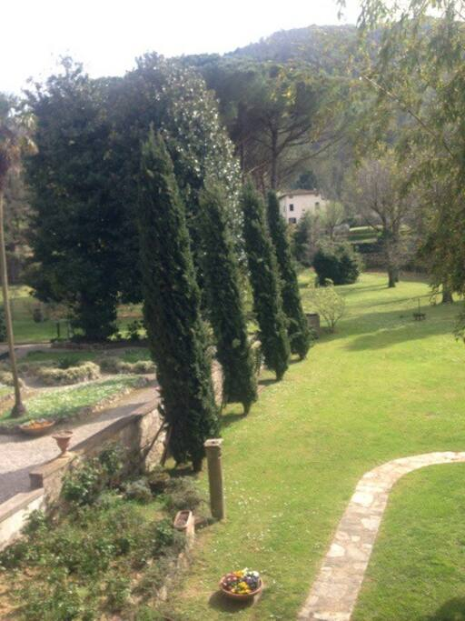 Il giardino Garden