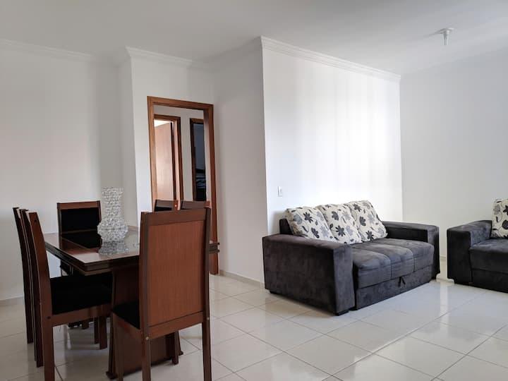 Apartamento 14 privado - no centro de Lorena.