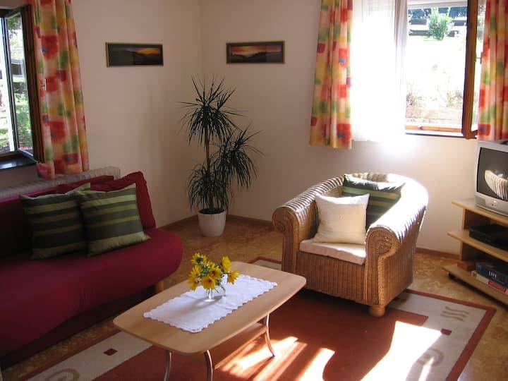 Haus Blattmann, (St. Peter), Ferienwohnung mit 45qm, 1 Schlafzimmer, max. 3 Personen
