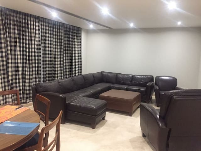 Luxury Brand New 2bhk furnished service apartment.