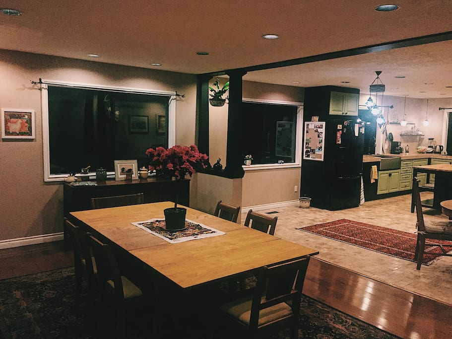 Dining Table (Shared Space)