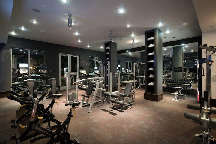 24 hr state of the art fitness
