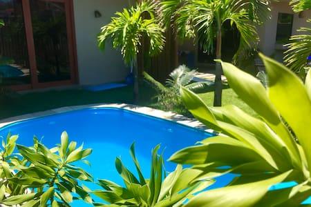 Loft com cozinha, piscina - Praia de Pipa