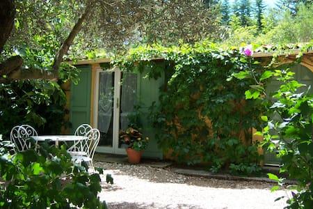 Chambre de charme indépendante au vert très calme - Pignans - Gästehaus