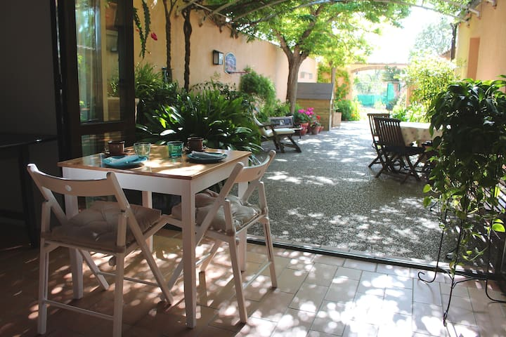 Bed & Breakfast en acojedora casa de pueblo 1 - Palafrugell - Bed & Breakfast