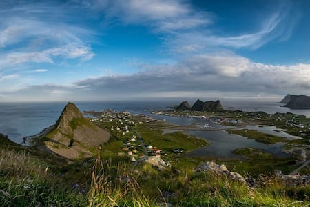 Lofoten Værøy Brygge