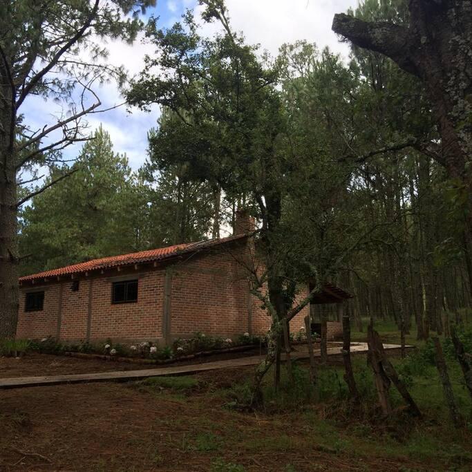 La segunda cabaña en el paraíso