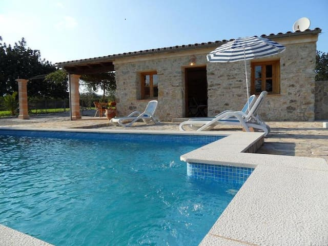 Villa with private swimming pool in Pollensa, - Serra de Tramuntana - Villa