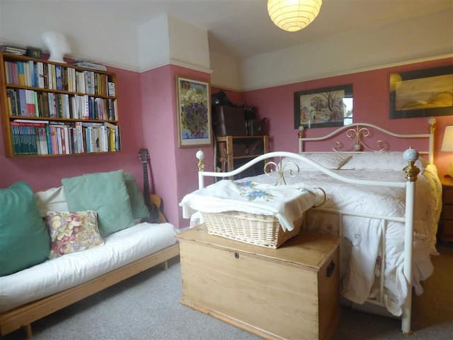 Double room in lovely cottage - Long Buckby - Haus