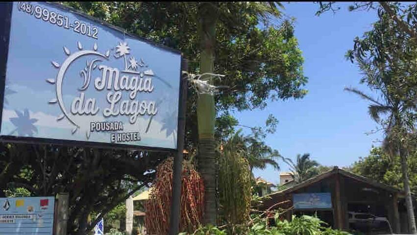 Hostel Magia da Lagoa