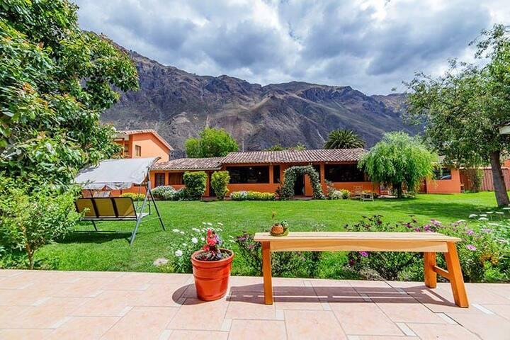 Habitaciones en Hotel - Ollantaytambo Lodge