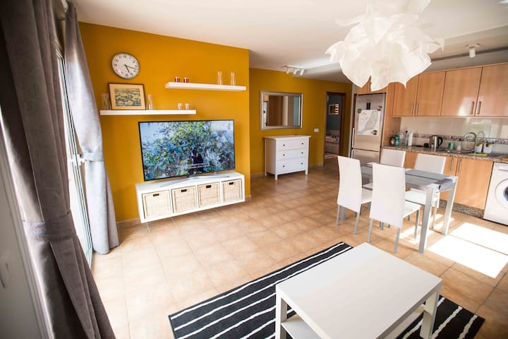 La lajita - słoneczny apartament