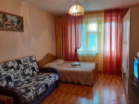 Квартира на сутки для гостей города