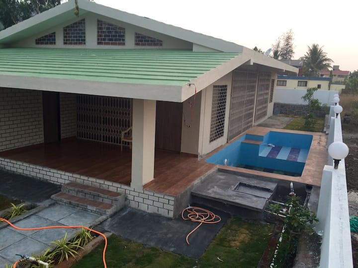 Villa for Work From Home @ Rs 45000/