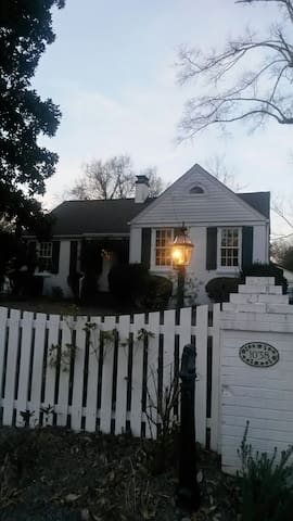Eclectic space in Historic District - Aiken - Casa