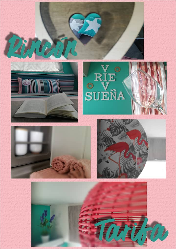 Rincón Tarifa, Surf, naturaleza y relax