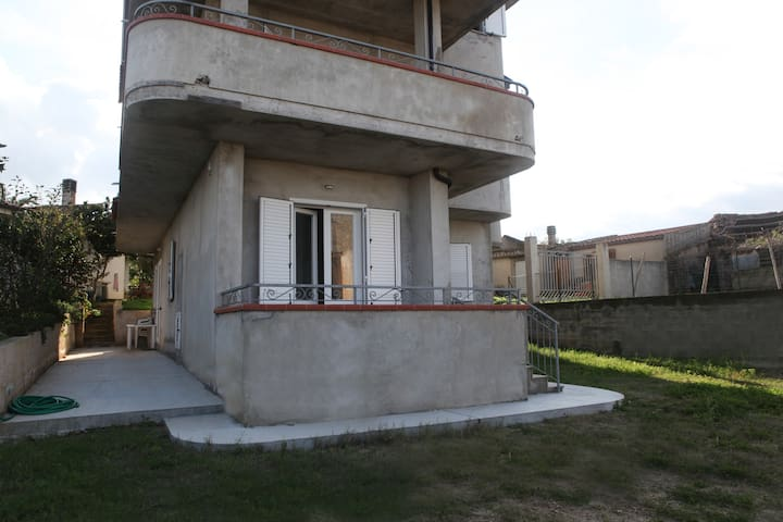 "Capo Vaticano:Casa vacanze ""Torre"" - Ricadi - Apartament"