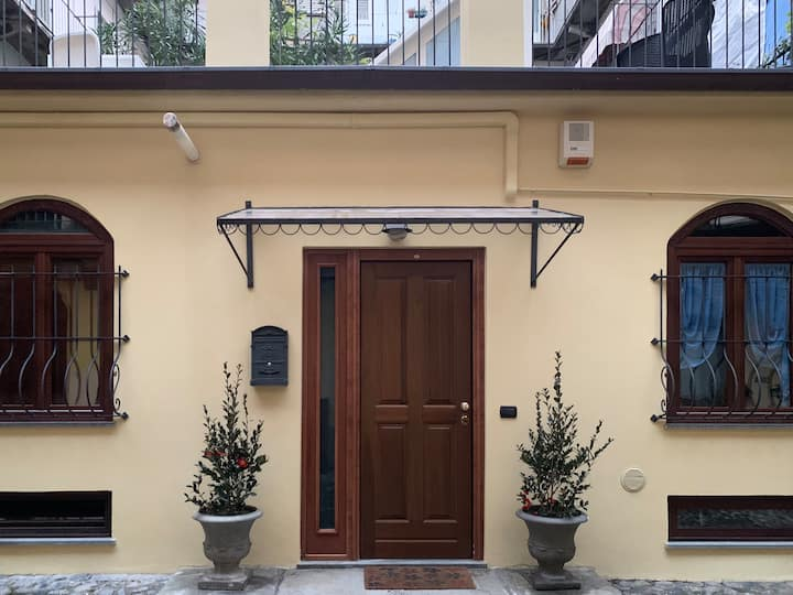 IRIS ~ casetta indipendente nel cuore di Torino