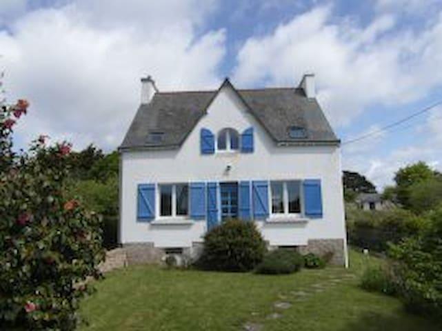 Charming Brittany-coast home - Larmor-Baden - Ev