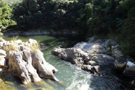Casa na beira do Rio - Perto de Sana e Lumiar - Casa