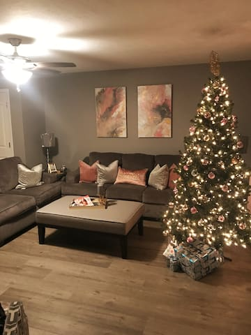 GREAT & COZY  in the HEART of Tennessee near MTSU