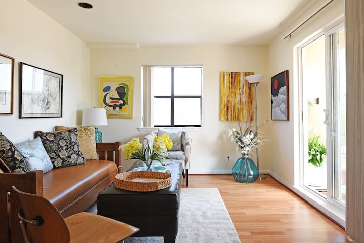 Beautiful 1bd on the beach in lovely Playa del Rey