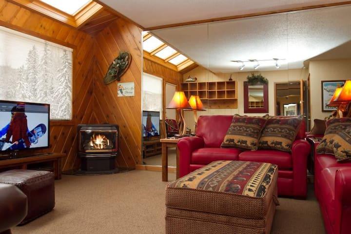 Rustic luxury in the NorthWoods III