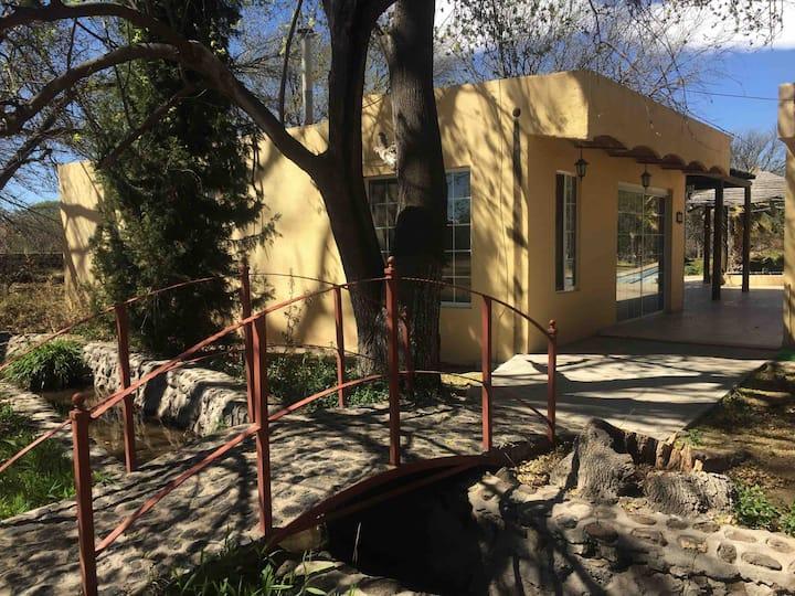 Casita de Campo // Nombre de Dios, Durango. México