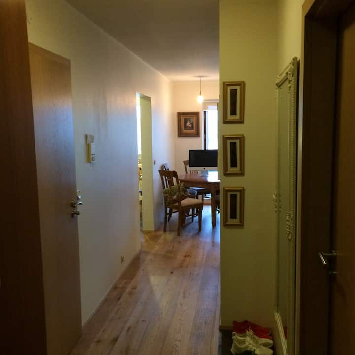 A nice quiet home in Reykjavík.