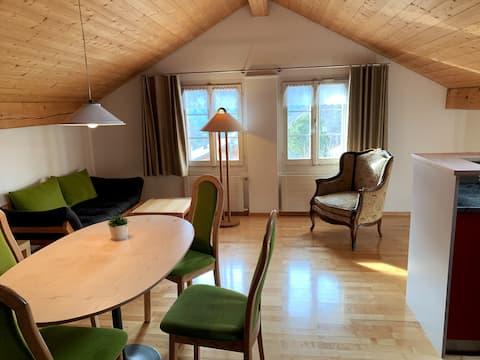 Komfortables Studio für Aktivferien im Haslital