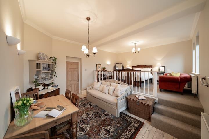 Private Dartmoor retreat - double & twin ensuite