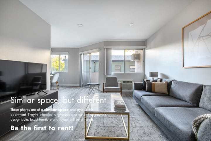 Spacious Beverly Hills 1BR w/ W/D near Beverly Center, by Blueground