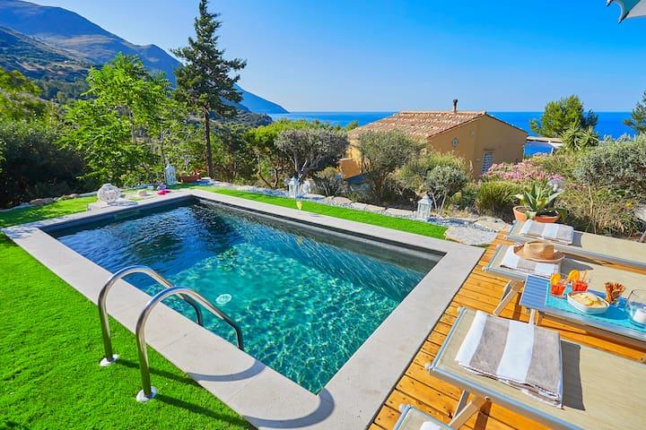 Villa Desiree, Scopello