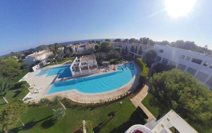 Apartamento familiar en Ciutadella de Menorca