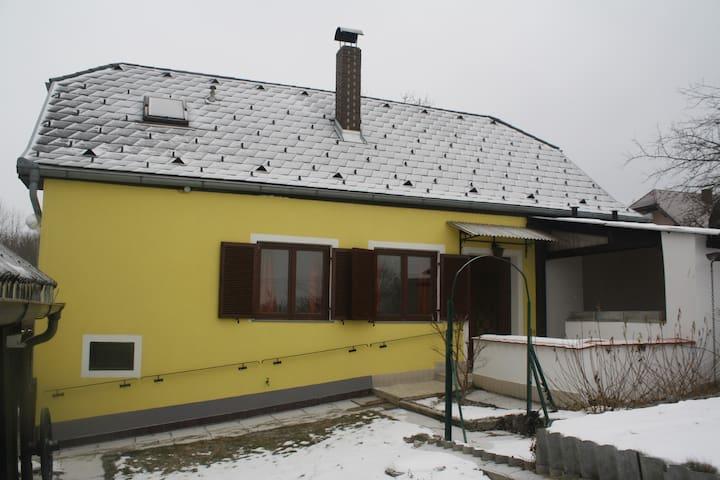 Wohlfühlhäuschen für 2 in Bad Tatzmannsdorf