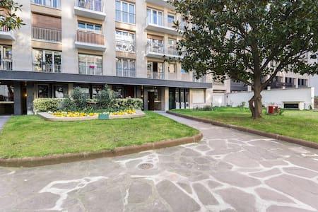 Splendid Levallois garden balcony Champs-Elysée 9' - Levallois-Perret