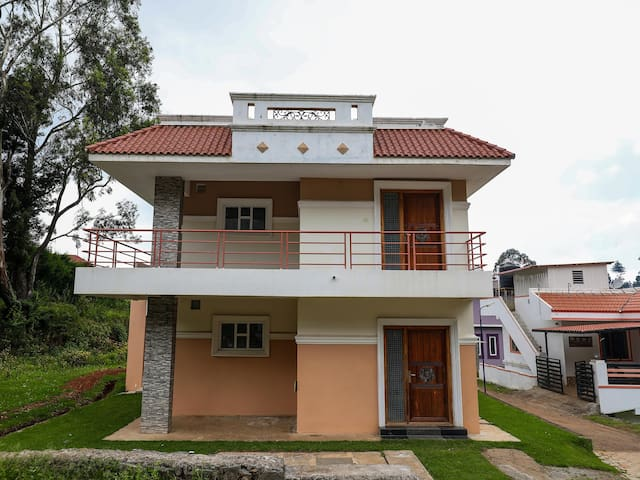 Green Valley View 2BHK Home Near Ooty Lake(Discount Alert ⚠)