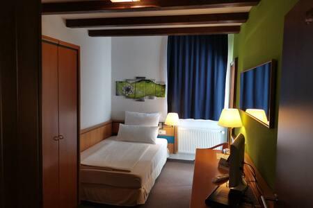 Einzelzimmer im Hotel Residenz Ansbach