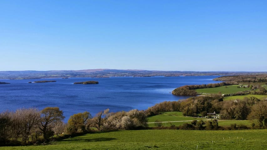 Lake View Self Catering Apartment, Portroe, Nenagh