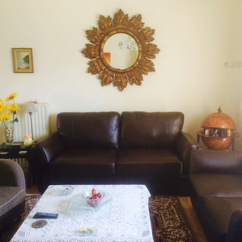 Apartment in see 90m renovated - Agios konstantinos - Apartment