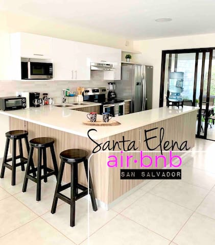 """Casa Santa Elena"" Very Exclusive Wifi•AC•HD•Gated"